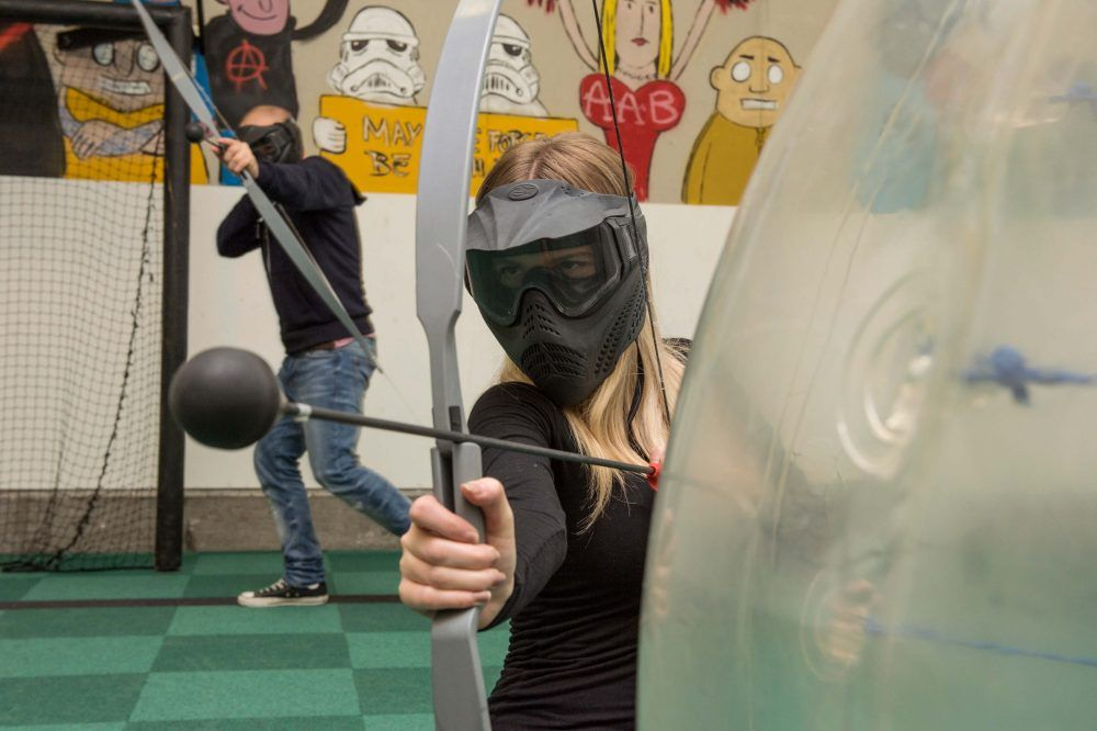 Buebattle hos FunCenter i Eventhallerne